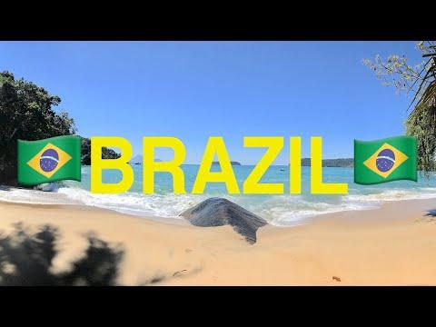 LET'S TRAVEL THE WORLD - BRAZIL - Tour du monde Amaury (1/14)