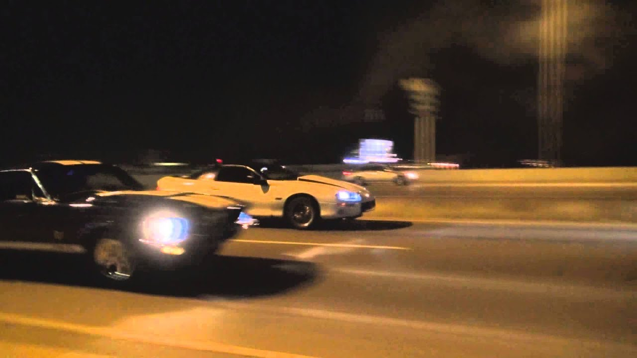 Street Race Gone Bad Nitrous 67 Mustang Vs 99 Twin Turbo