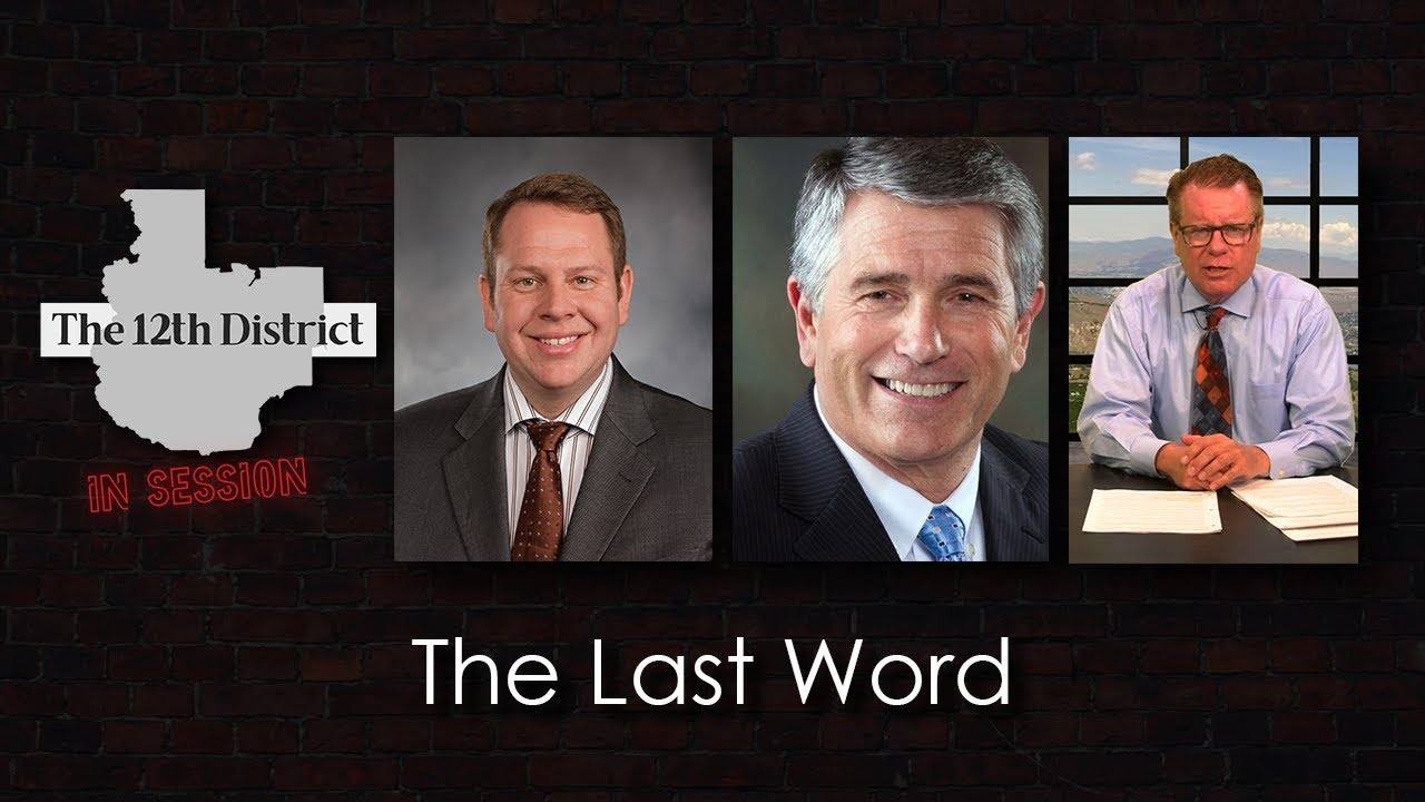 The 12th District - The Last Word - May 14, 2019
