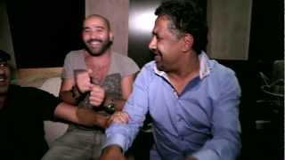 Khaled - En studio avec RedOne