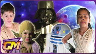Star Wars Kids Parody: The Force Comes Home