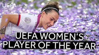 LUCY BRONZE: UEFA Women's Player of the Year 2018/19
