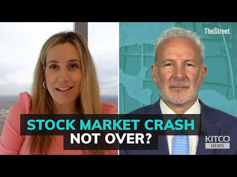 Recession Coming, Gold Price To Skyrocket Like Hot Knife Through Butter – Peter Schiff