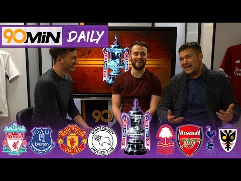 Barkley moves to Chelsea | Screamers for Obiang and Son | Liverpool v Everton in the FA Cup | TFP