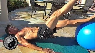Stability Ball Exercises for Balance - Part 1 Thumbnail