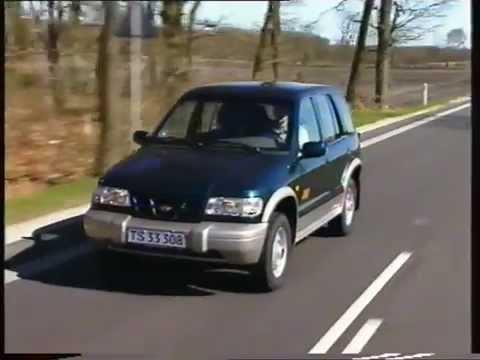 Kia Sportage Instruktionsvideo 2000