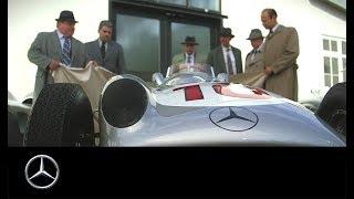Die magischen Momente der Mercedes-Benz Silberpfeile