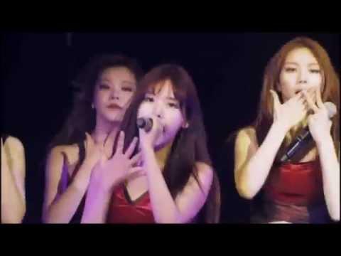【Dress To SHINE】After School: Bang (Live) 2014