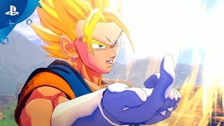 Dragon Ball Z: Kakarot - Majin Buu Arc Trailer | PS4