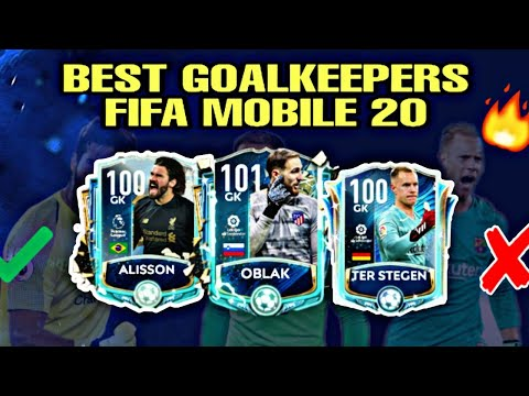TOP 10 BEST GOALKEEPERS IN FIFA MOBILE 20! CHEAP BEASTS