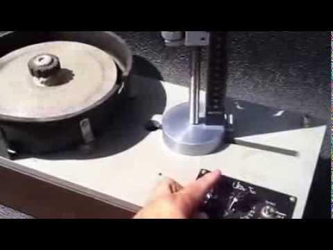UltraTec Faceting Machine