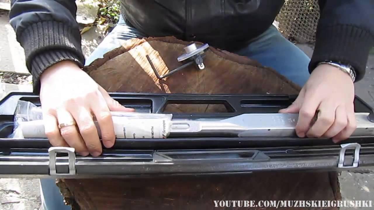 щелчковый динамометрический ключ инструкция