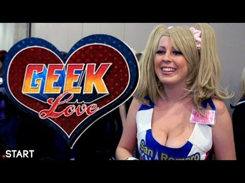 Geek Love: Ep. 2 -- Faux Real? Beauty Is The Geek! (Casey Anne)
