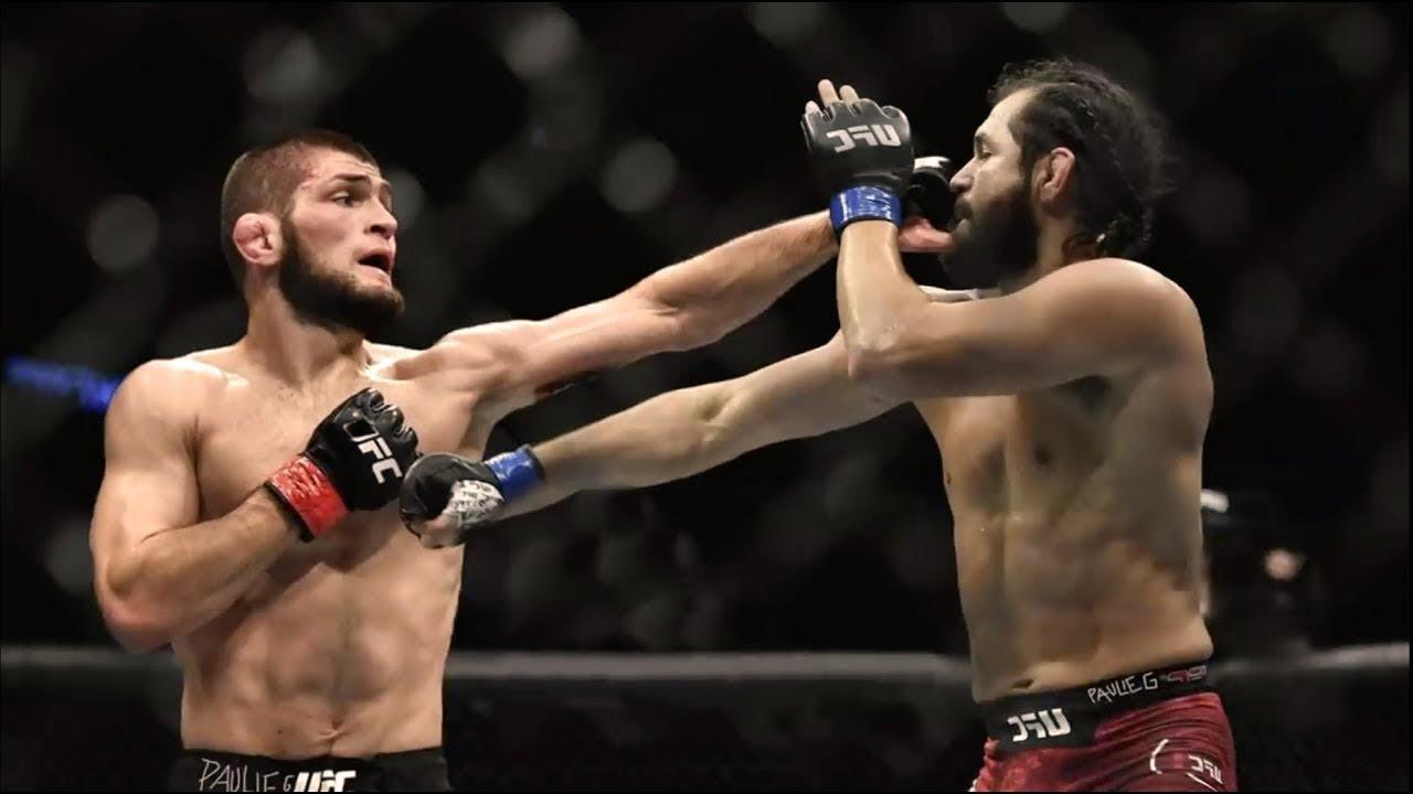 UFC 255: Khabib Nurmagomedov vs Jorge Masvidal full fight