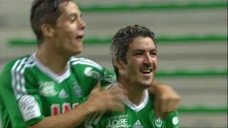 AS Saint-Etienne - EA Guingamp (1-0) - Le résumé (ASSE - EAG) - 2013/2014