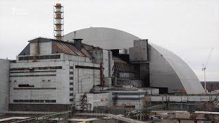 На ЧАЕС офіційно відкрили новий конфайнмент(В Україні 29 листопада офіційно відкрили нову гігантську структуру, конфайнмент, який надалі запобігатиме..., 2016-11-29T13:21:44.000Z)