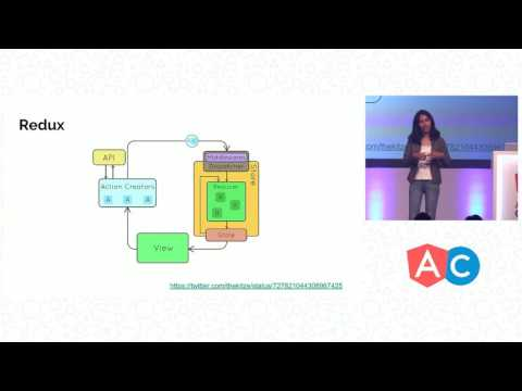 Redux with AngularJS   Pavithra Kodmad