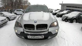 2010 BMW X5 3.0L (272) Тест-Драйв