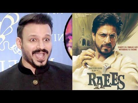 Vivek Oberoi Reacts To Shahrukh Khan's Raees Trailer