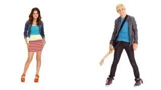 Ross Lynch & Laura Marano (Austin & Ally) - You Can Come to Me Instrumental Cover