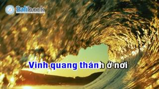 [Karaoke Thánh Ca HTTL-VN] 059 - Đêm Yên Lặng - Salibook