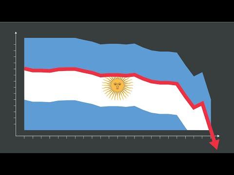Por qué la economía argentina es la más frágil de América Latina, después de Venezuela