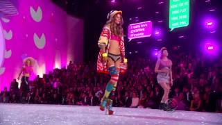 Repeat youtube video Neon Jungle - Trouble (Live Victoria's Secret Fashion Show 2013)