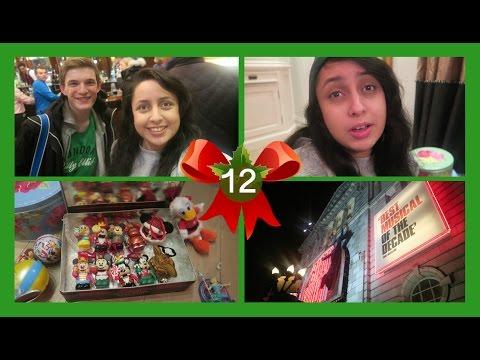 Billy Elliot & Disney Ornaments (Vlogmas Day 12)