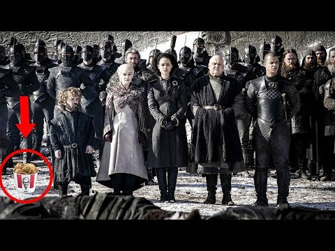 9 Mistakes That Slipped Thru Editing in Game of Thrones
