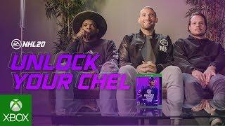NHL 20 | Unlock Your CHEL ft. Auston Matthews, P.K. Subban & Paul Bissonnette