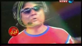 Mazah geeri program on KTN NEWS By Sohrab Soomro wapda song Tanveer Chodhio