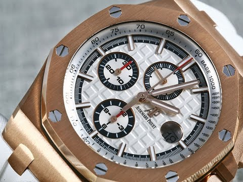Audemars Piguet Royal Oak Offshore Chronograph Summer Edition review