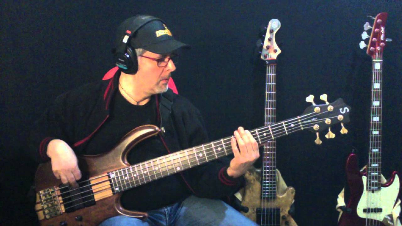 bass guitar licks ken smith