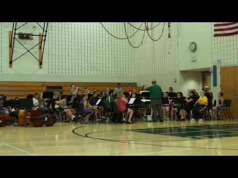 Pennridge South Middle School Pops Concert May 31st 2018 : Jazz Band, Mercy Mercy Mercy
