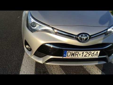Toyota Avensis Premium Sports Tourer  | Leasing bez BIK i KRD