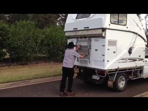 Slide On Campers Features and Functions | innovan