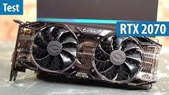 NVIDIA RTX 2070 im TEST: RTX-Power zum Schnäppchenpreis oder unnötige Investition in die Zukunft?