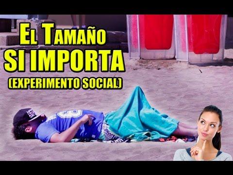 El Tamaño SI Importa   Experimento Social...