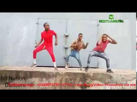 Download B9 Nation - BoBo By Mayorkun ft Davido (Dance Video)