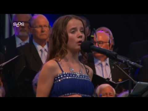 "Amira sings ""O Mio Babbino Caro"" @ Aqua Musica, Steenbergen"