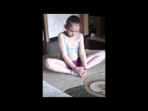 Гимнастика для начинающих