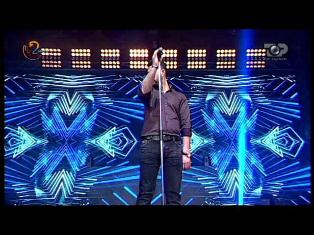 Endri - Tek une s'egizston, 4 Mars 2015 - Top Fest 12