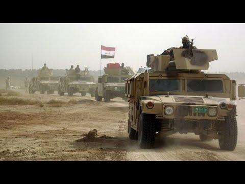 انطلاق عملية عسكرية واسعة لتعقب خلايا داعش في ديالي  - نشر قبل 3 ساعة