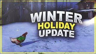 CS:GO's Winter Holiday Update is here!