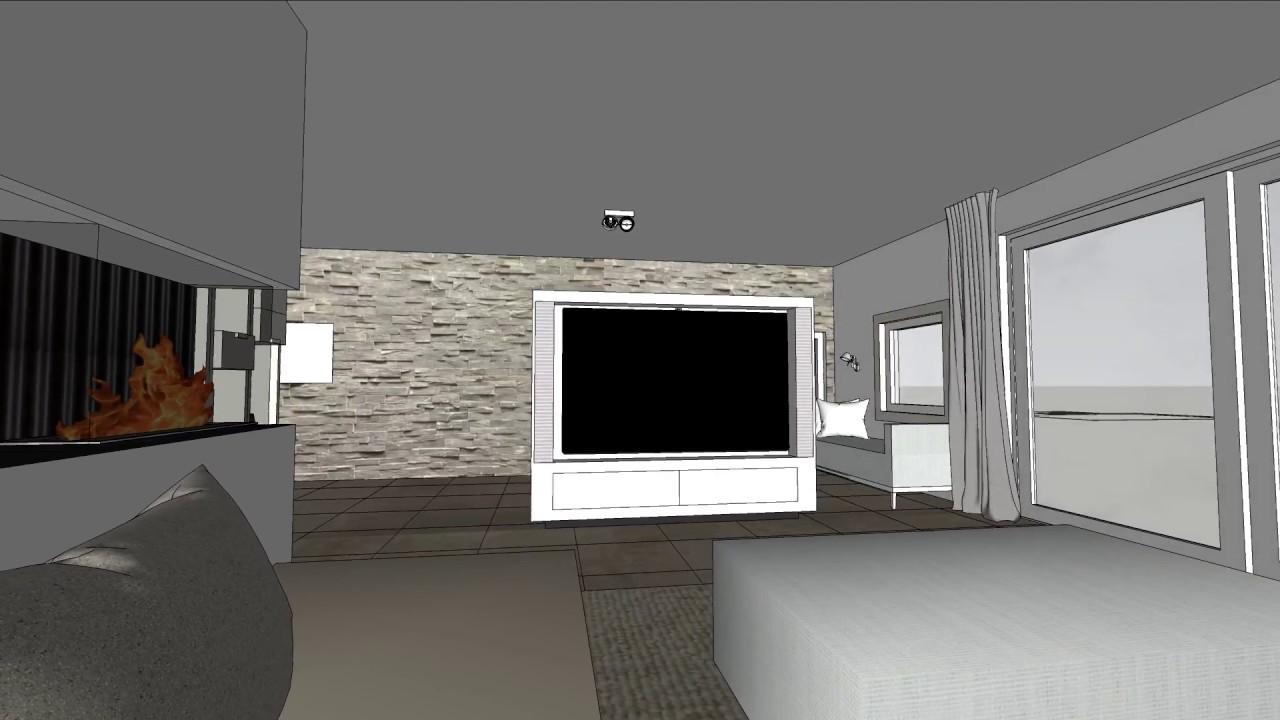 Design open keuken en woonkamer rotterdam youtube