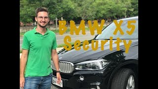 BMW New X5 Security Videos