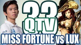 Stream QTV - Xách cả MISS FORTUNE ra đường giữa (30/11) #33