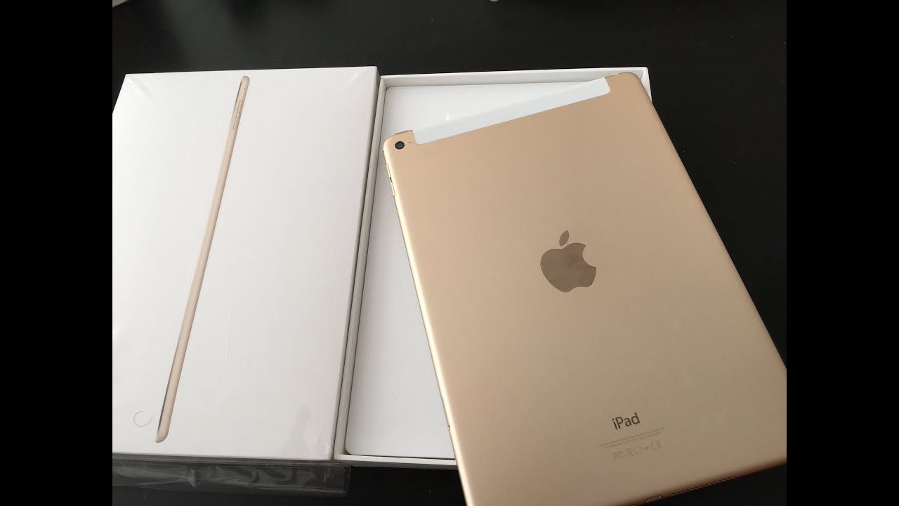 Apple iPad mini (WiFi+Cellular LTE 4G): Unboxing & Speed Demo .