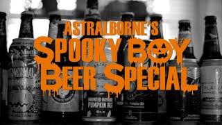 ASTRALBORNE - Spooky Boy Beer Special