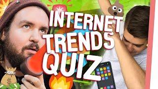 Die KRASSESTEN Internet-Trends! Kennst DU sie alle?